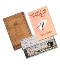 lefty's deluxe left-handed calligraphy set