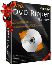 WinX DVD Ripper Platinum Thanksgiving Edition