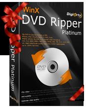 WinX DVD Ripper Platinum Thanksgiving Edition