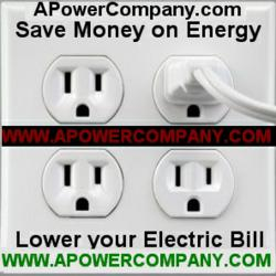 A Power Company Business Electricity and Home Power
