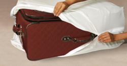 SuitcaseSafe™ Luggage Encasements by Mattress Safe®