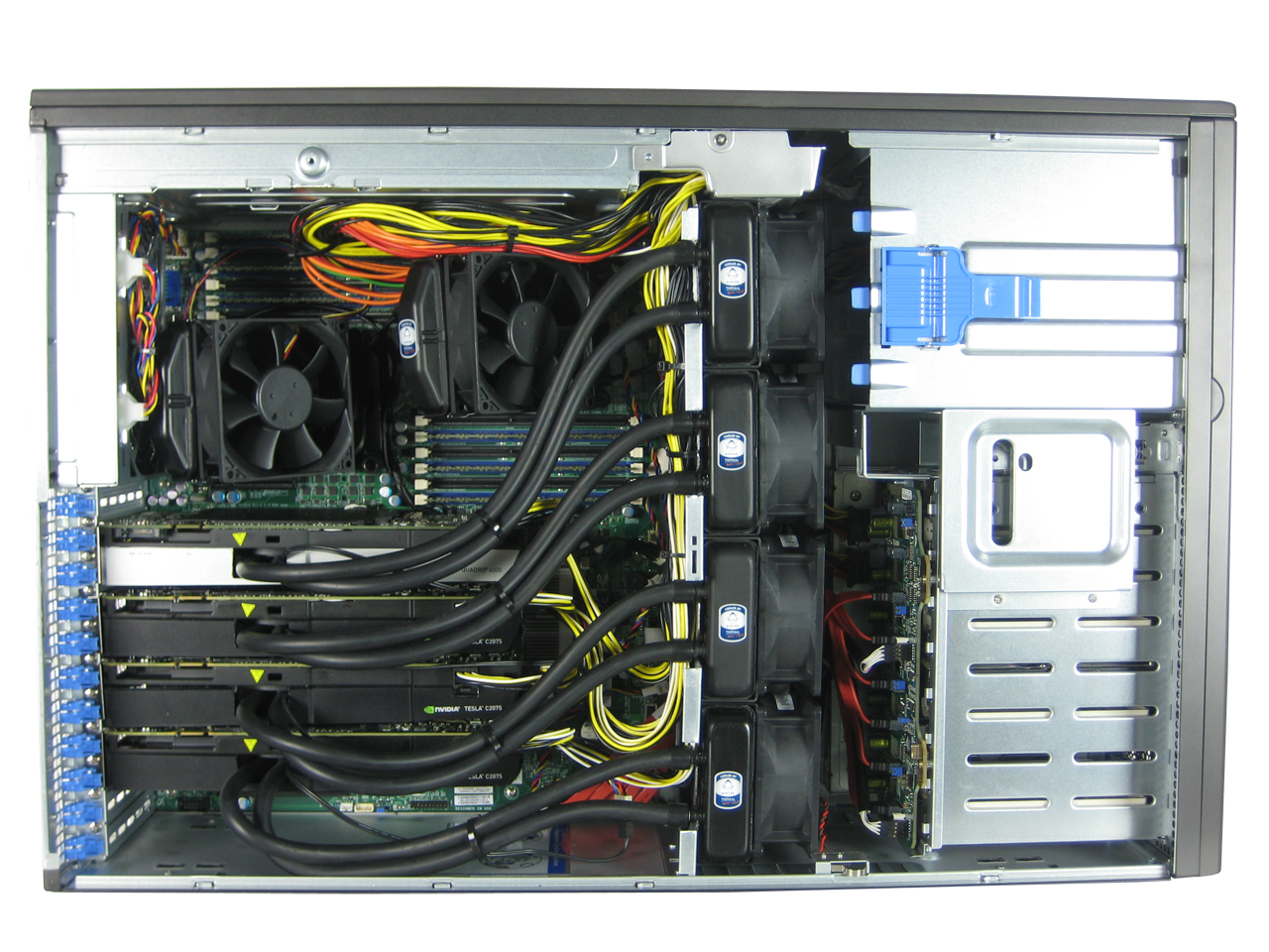 First Personal Supercomputer To Use Asetek Liquid Cooling
