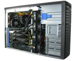 Asetek Liquid Cooled Personal Super Computer