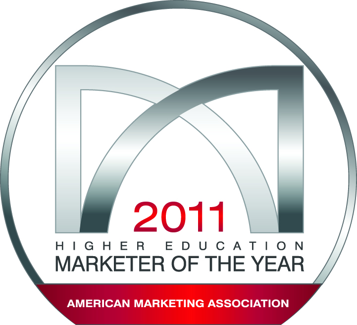 Higher Education Marketer of the Year Awards Logo