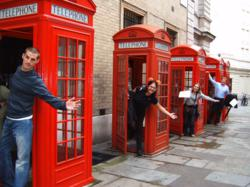 UK: The Game brings unique mobile phone-guided treasure hunts to London