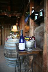Wine from Montrose, Colo.'s Mountain View Winery makes a great holiday gift idea.