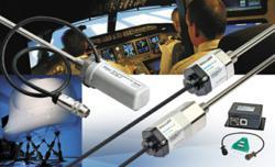 Balluff Flight Simulator Retrofit Transducer