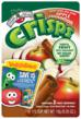 Apple-Cinnamon Fruit Crisps :: VeggieTales® and Brothers-All-Natural® Fruit Crisps have teamed up for the Holiday season 2011. A Cross Rebate and a Sweepstakes - Win Great Prizes!