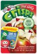 Fuji Apple Fruit Crisps :: VeggieTales® and Brothers-All-Natural® Fruit Crisps have teamed up for the Holiday season 2011. A Cross Rebate and a Sweepstakes - Win Great Prizes!