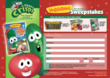 Holiday Sweepstakes :: VeggieTales® and Brothers-All-Natural® Fruit Crisps have teamed up for the Holiday season 2011. A Cross Rebate and a Sweepstakes - Win Great Prizes!