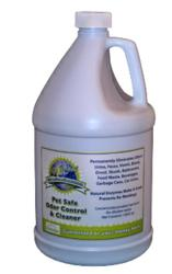 New Pet Safe Odor Control and Cleaner is Effective, Environmentally-friendly, and Safe for People and Pets