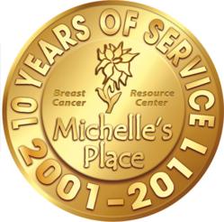 10 Year Medallion