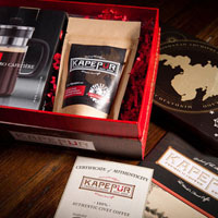 KapePur Civet Coffee Gift Box