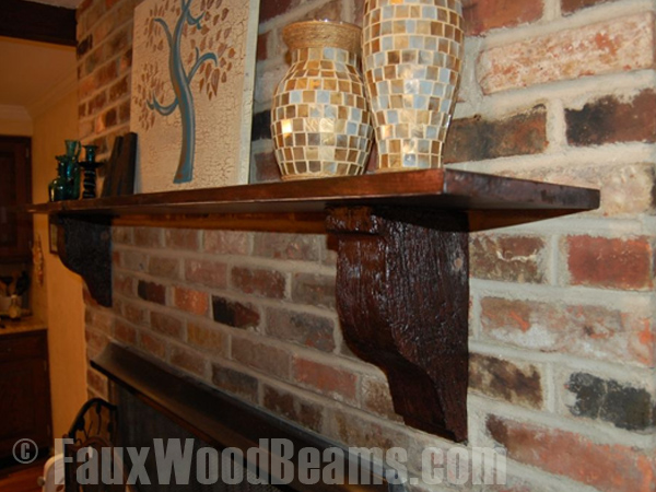 4 New Holiday Home Design Ideas That Are Fast Easy Amp Cost Effective Using Faux Stone Amp Wood