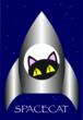 Spacecat, Spacecat Yoga Wear, Spacecat Athletic Wear, Women's Yoga Cloth, Women's Athletic Cloth, Women's Sports Cloth