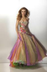 Prom dresses collections for 2012