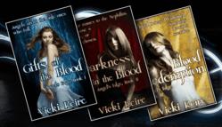 Vicki Keire's Angel's Edge Trilogy