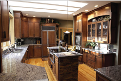 Eren Design and Remodel offers Wellborn Cabinets