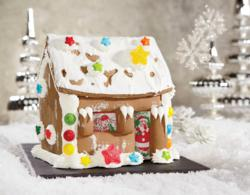 The Swiss Colony's Gingerbread House Donation Program Makes a Thoughtful Gift
