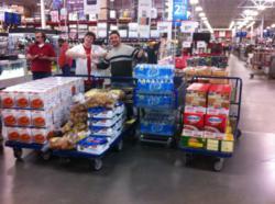 StorageMart grabs 4 cartloads of goods