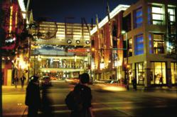 Downtown Denver Hyatt package includes gift certificate to Denver Pavilions