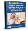 Home Nursing, Home Health, Homecare San Diego