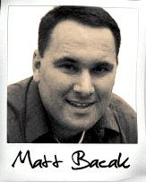 Matt Bacak