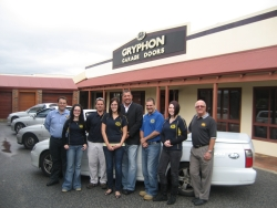 Gryphon Garage Doors Celebrates 120 000 Installation