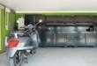 Unique Garage Design
