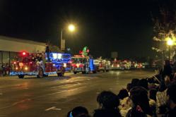 Madera Tractor Parade of Lights