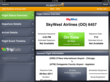 FlightStats AirportZoom Flight Status