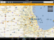 FlightStats AirportZoom Flight On-A-Map Tracker
