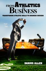 Front cover of From Athletics to Business by Darius Allen