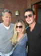 Tyler Wade and Mega Producer David Foster with Daughter