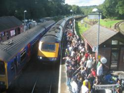 Train Hire consultancy for advice and reservations for group rail travel
