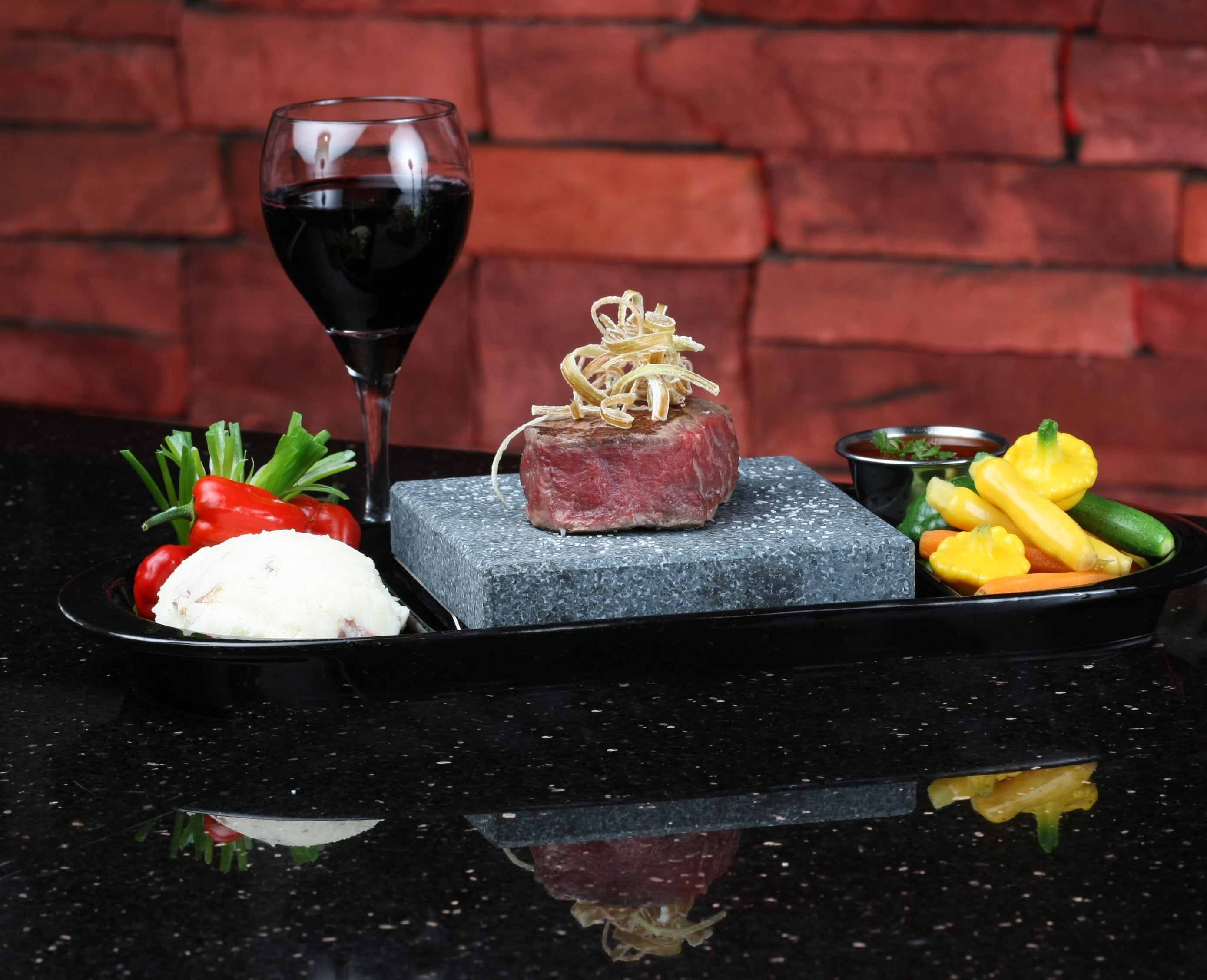 Volcano Hot Stone Grill Chooses Rok Cooking As Its