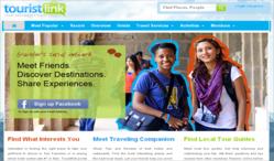 Home Page of TouristLink.com