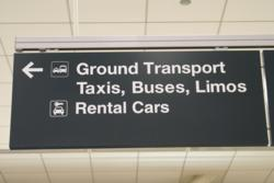 Ground transportation at Chicago Midway