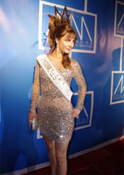 Princess X in Hollywood at the HMMA 2011