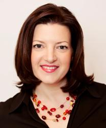 Furia Rubel Vice President of Marketing Laura Powers