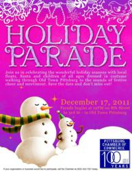 Pittsburg Holiday Parade