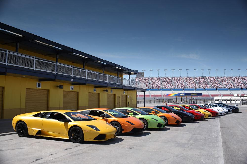 Exotics Racing And Las Vegas Motor Speedway Agree To Long