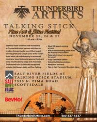 Talking Stick Fine Art & Wine Festival