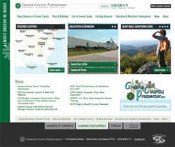 Greene County (TN) Partnership Homepage
