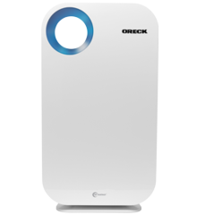 Oreck Corporation introduces next generation of HEPA air purifiers. AirInstinct monitors air at its smart sensor, adjusts airflow automatically.