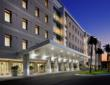Malcom Randall VA Medical Center Front Entrance