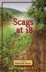 Full-color shot of Scags at 18 front cover