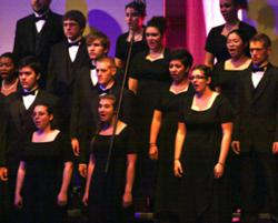 George Fox, a Christian college in Oregon, will host its annual Christmas concert Dec. 9-11.