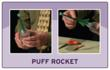 "Explore force and motion with a straw ""rocket"" using RAFT Puff Rocket Activity Kit"