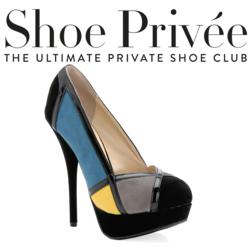 Shoe Privee no membership-fee shoe club